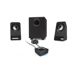 Logitech - Z213 conjunto de altavoces 2.1 canales 7 W Negro