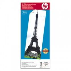 HP - Premium Plus High-gloss papel fotográfico A4 Blanco De alto brillo
