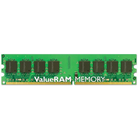 Kingston Technology - ValueRAM 1GB 667MHz DDR2 Non-ECC CL5 DIMM 1GB DDR2 667MHz módulo de memoria