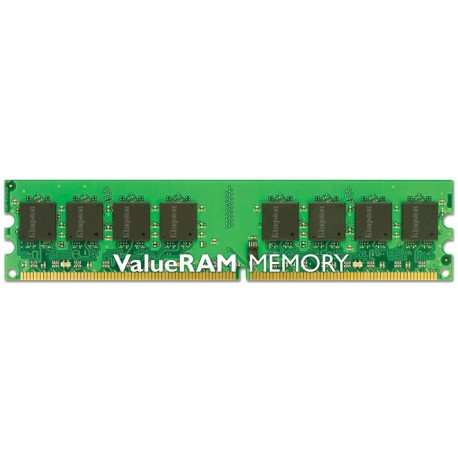 Kingston Technology - ValueRAM 2GB 667MHz DDR2 Non-ECC CL5 DIMM 2GB DDR2 667MHz módulo de memoria