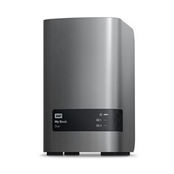 Western Digital - My Book Duo 6000GB Plata disco duro externo
