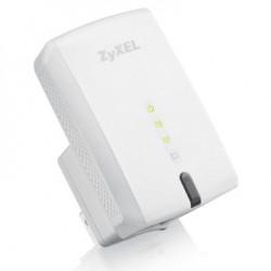 ZyXEL - WRE6505 AC750 Range extender Network transmitter & receiver Blanco