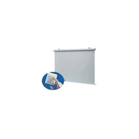 Nobo - Pantalla proyección eléctrica 1600x1200