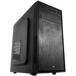 NOX - NXFORTE carcasa de ordenador Mini-Tower Negro