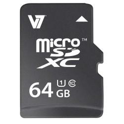 V7 - Micro SDXC Memoria 64GB UHS-1