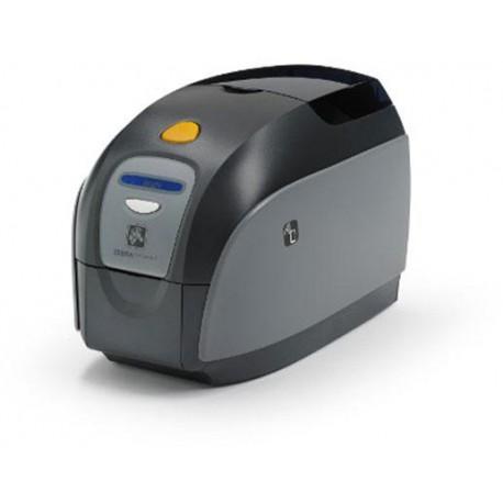 Zebra - ZXP1 Pintar por sublimación/Transferencia térmica Color 300 x 300DPI impresora de tarjeta plástica - 8613201