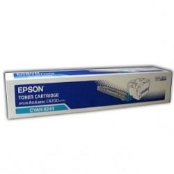 Epson - Cartucho de tóner cian 8.5k