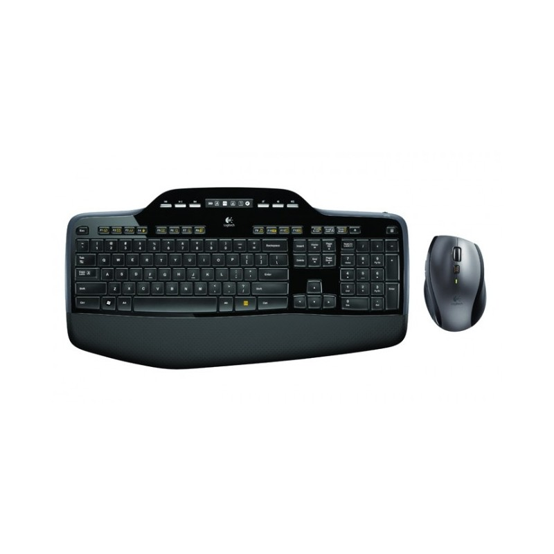 Logitech - MK710 teclado RF inalámbrico