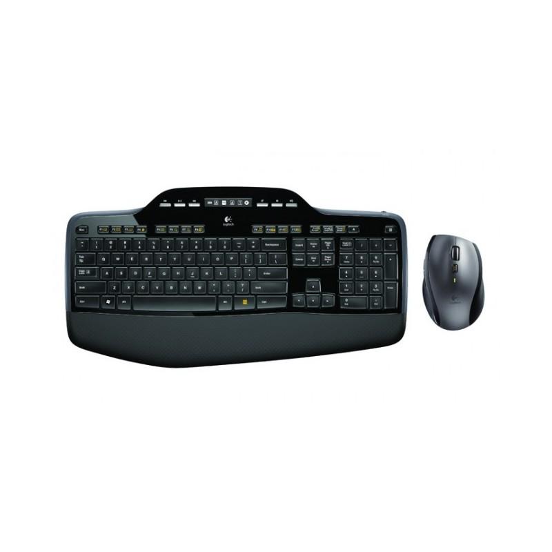 Logitech - MK710 teclado RF Wireless