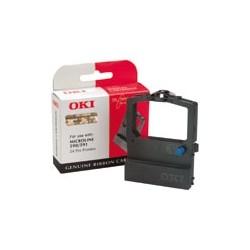 OKI - 09002316 cinta para impresora Negro