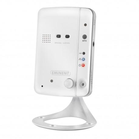 Eminent - EM6250HD Cámara de seguridad IP Interior Blanco cámara de vigilancia
