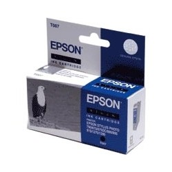 Epson - Cartucho T007 negro