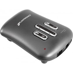 Plantronics - VistaPlus DM15 Alámbrico Negro amplificador de audio