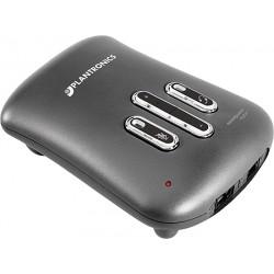 POLY - VistaPlus DM15 amplificador de audio Negro