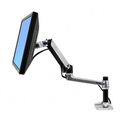 "Ergotron - LX Series Desk Mount LCD Arm 81,3 cm (32"") Negro"