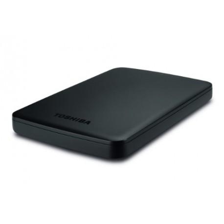 Toshiba - Canvio Basics 1TB 1000GB Negro disco duro externo