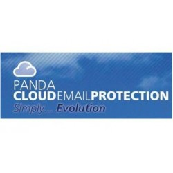 Panda - Cloud: Email Protection, 25U, 1Y Full license 25usuario(s) 1año(s) Español