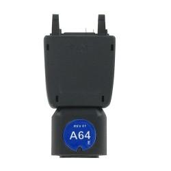 iGo - A64 adaptador e inversor de corriente Negro
