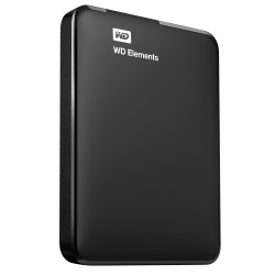 Western Digital - WD Elements Portable disco duro externo 750 GB Negro - 22038982