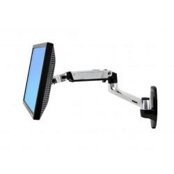 """Ergotron - LX Wall Mount LCD Arm 32"""" Negro soporte de pared para pantalla plana"""