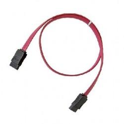Nilox - 0.5m SATA 150 cable de SATA 0,5 m SATA 7-pin Rojo - 12457911