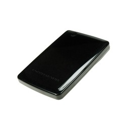 "Conceptronic - 2,5"" Harddisk Box Mini Black"