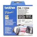 Brother - Etiquetas precortadas multipropósito (papel térmico)