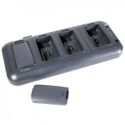 Honeywell - 6000-QC-2 cargador de batería Negro Cargador de baterías para interior