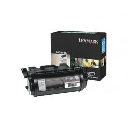Lexmark - 64016HE cartucho de tóner Original Negro 1 pieza(s)