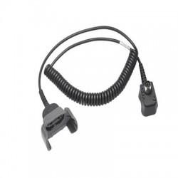 Zebra - 25-91513-01R QL Printer Cable Negro cable de impresora