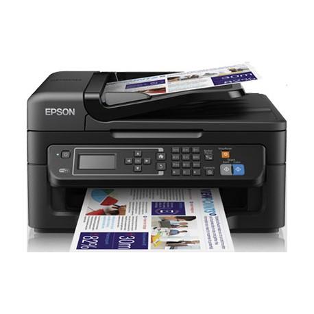 Epson - WorkForce WF-2630WF 5760 x 1440DPI Inyección de tinta A4 9ppm Wifi