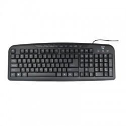 Ewent - EW3125 teclado USB Negro