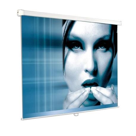 """Nilox - AMLI043243 115"""" 1:1 Blanco pantalla de proyección"""