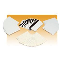 Zebra - PVC Card, 30mil tarjeta de visita 500 pieza(s)