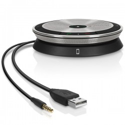 EPOS | Sennheiser - SP 20 ML altavoz Universal Plata USB 2.0