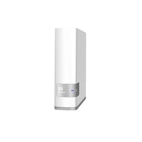Western Digital - My Cloud 6TB Ethernet Color blanco dispositivo de almacenamiento personal en la nube