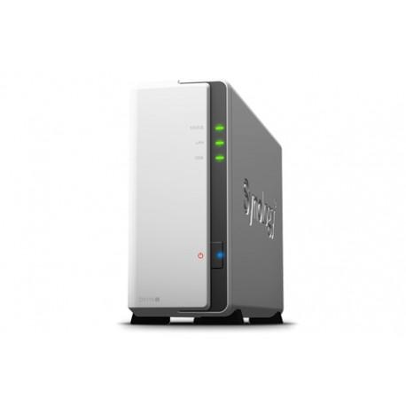 Synology - DS115j NAS Escritorio Ethernet Blanco