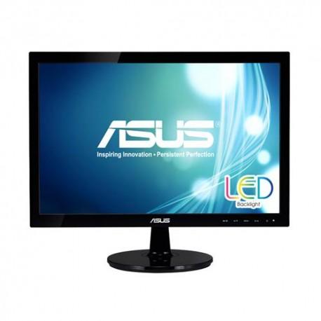 "ASUS - VS197DE 18.5"" Negro pantalla para PC"