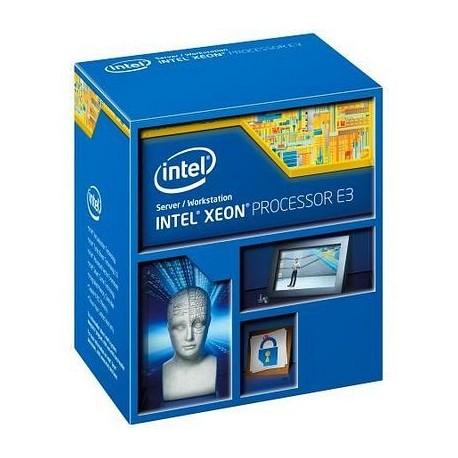 Intel - Xeon ® ® Processor E3-1220 v3 (8M Cache, 3.10 GHz) 3.1GHz 8MB Smart Cache Caja procesador