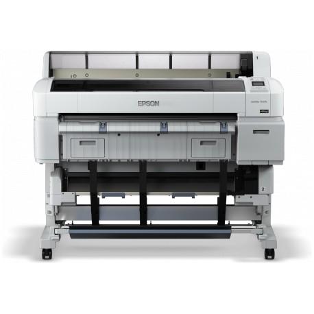 Epson - SC-T5200D Color 2880 x 1440DPI A0 (841 x 1189 mm) impresora de gran formato