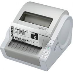 Brother - TD-4000 Térmica directa 300 x 300DPI impresora de etiquetas