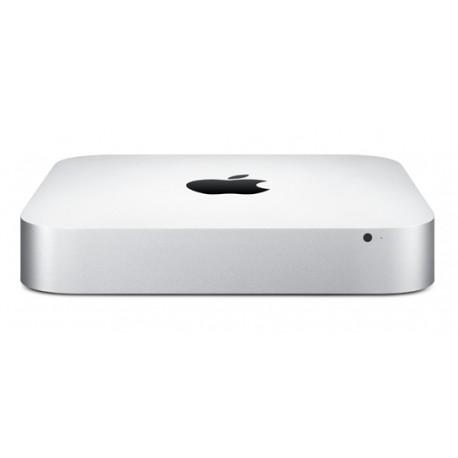 Apple - Mac mini 1.4GHz Nettop Plata Mini PC