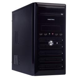 Hiditec - Q6 PSU500 Micro-Tower Negro 500 W
