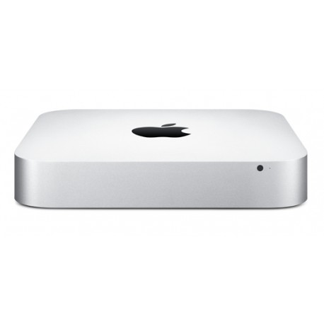 Apple - Mac mini 2.8GHz Nettop Plata Mini PC