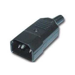 MCL - PS-M IEC C14 Negro conector