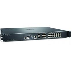 DELL - SonicWALL 01-SSC-4270 1U 3400Mbit/s cortafuegos (hardware)