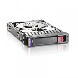 Hewlett Packard Enterprise - 600GB 12G SAS 15K rpm SFF (2.5-inch) SC Enterprise 3yr Warranty 600GB SAS disco duro i