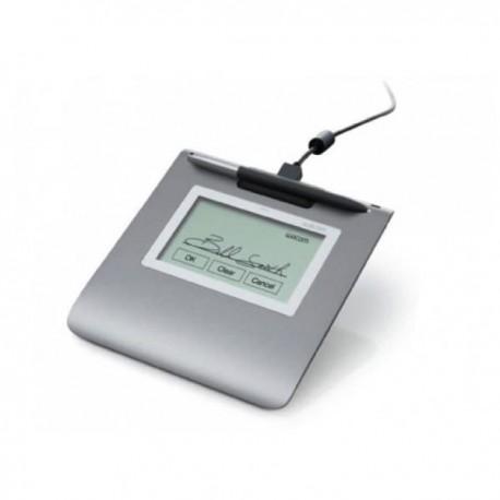 Wacom - STU-430 & Sign Pro PDF 2540líneas por pulgada USB Gris tableta digitalizadora