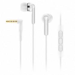 Sennheiser - CX 2.00i Dentro de oído Binaural Alámbrico Blanco auriculares para móvil