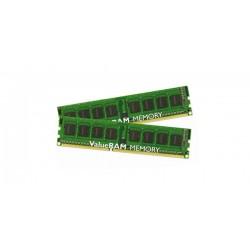 Kingston Technology - ValueRAM 16GB DDR3 1333MHz Kit módulo de memoria